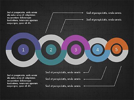Trendy Presentation Template in Flat Design Style, Slide 10, 04026, Presentation Templates — PoweredTemplate.com