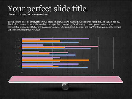 Balance Presentation Concept, Slide 14, 04028, Business Models — PoweredTemplate.com