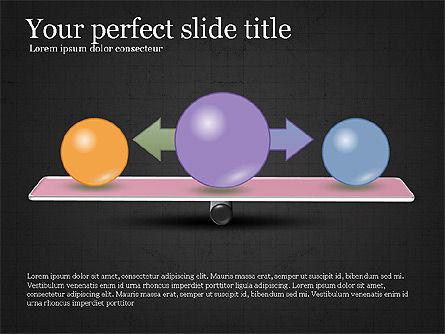 Balance Presentation Concept, Slide 15, 04028, Business Models — PoweredTemplate.com