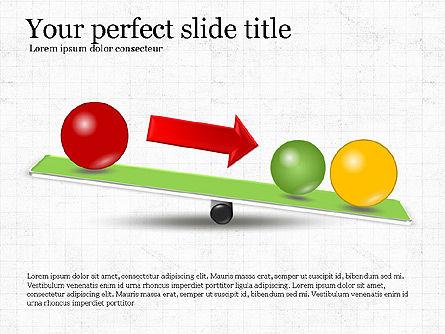 Balance Presentation Concept, Slide 3, 04028, Business Models — PoweredTemplate.com