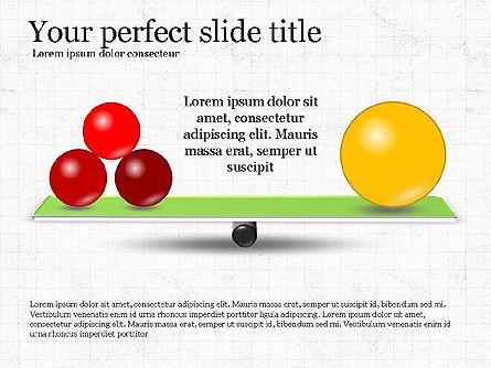 Balance Presentation Concept, Slide 5, 04028, Business Models — PoweredTemplate.com