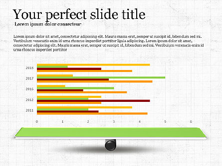 Balance Presentation Concept, Slide 6, 04028, Business Models — PoweredTemplate.com