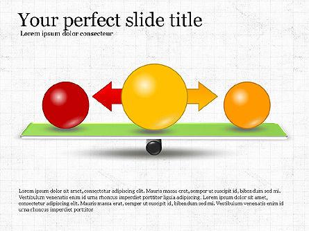 Balance Presentation Concept, Slide 7, 04028, Business Models — PoweredTemplate.com