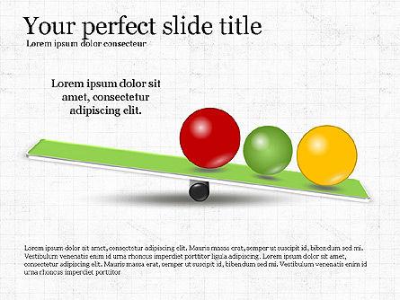 Balance Presentation Concept, Slide 8, 04028, Business Models — PoweredTemplate.com