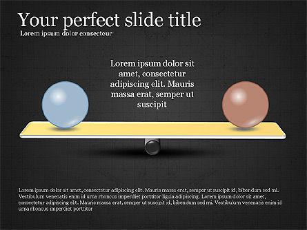 Balance Presentation Concept, Slide 9, 04028, Business Models — PoweredTemplate.com