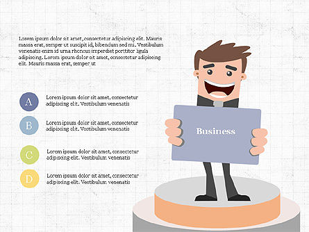 Presentation Templates: Financial Safety Presentation Concept #04029