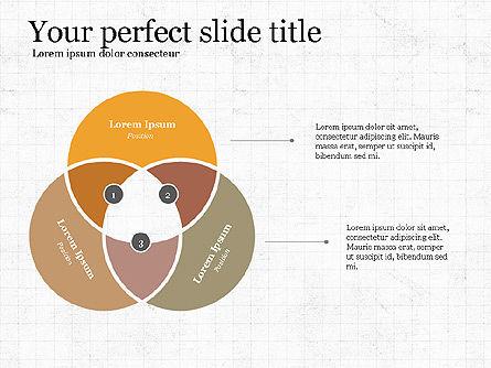 Business Process Presentation Concept, Slide 2, 04030, Organizational Charts — PoweredTemplate.com
