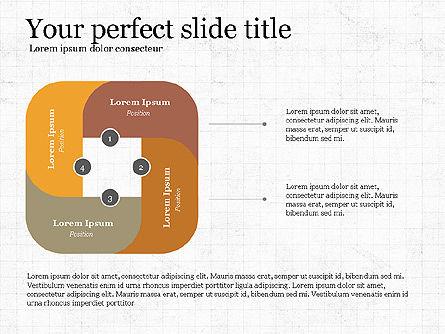 Business Process Presentation Concept, Slide 4, 04030, Organizational Charts — PoweredTemplate.com