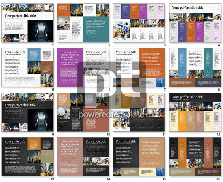 brochure presentation template for powerpoint