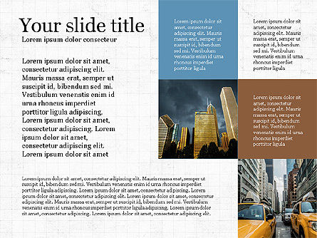 Brochure Presentation Template, Slide 5, 04033, Presentation Templates — PoweredTemplate.com