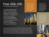 Brochure Presentation Template#13