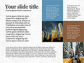 Brochure Presentation Template#5