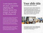 Brochure Presentation Template#6