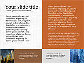 Brochure Presentation Template#7