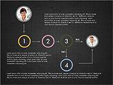 Partnership Flowchart Template#15