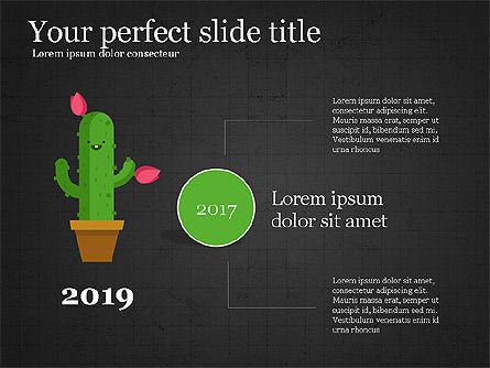 Growing Plant Presentation Concept Slide 10