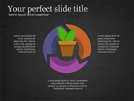 Growing Plant Presentation Concept Slide 13