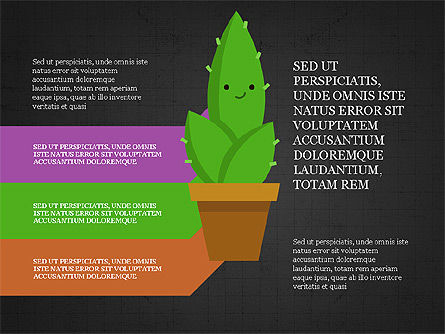 Growing Plant Presentation Concept Slide 14