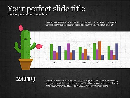 Growing Plant Presentation Concept Slide 15