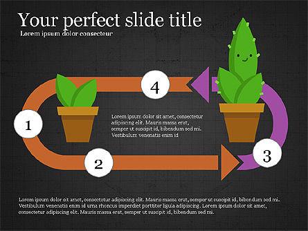 Growing Plant Presentation Concept Slide 16