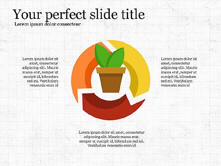 Growing Plant Presentation Concept Slide 5