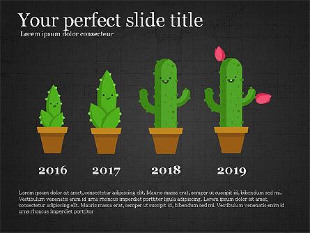 Growing Plant Presentation Concept Slide 9