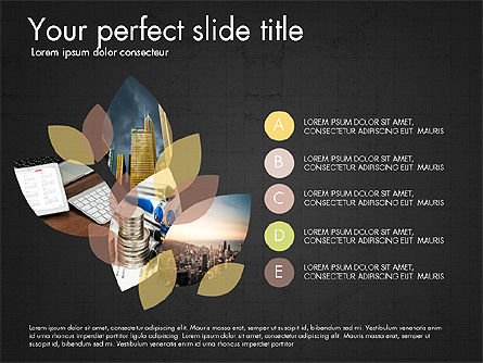 Company Creative Presentation Template, Slide 11, 04044, Presentation Templates — PoweredTemplate.com