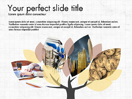 Company Creative Presentation Template, Slide 2, 04044, Presentation Templates — PoweredTemplate.com