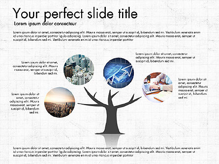 Company Creative Presentation Template, Slide 5, 04044, Presentation Templates — PoweredTemplate.com