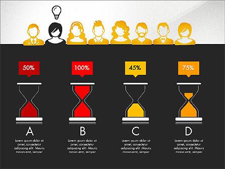 Idea, Work, Success Presentation Concept Slide 10