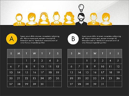 Idea, Work, Success Presentation Concept Slide 14
