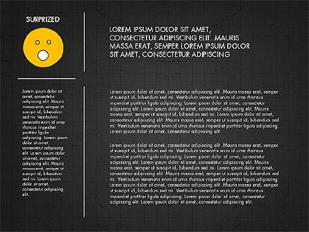 Emotions Presentation Concept, Slide 14, 04048, Presentation Templates — PoweredTemplate.com