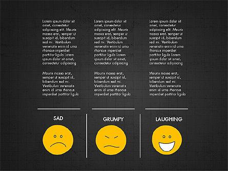 Emotions Presentation Concept, Slide 16, 04048, Presentation Templates — PoweredTemplate.com