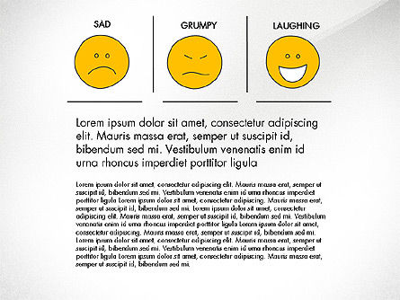 Emotions Presentation Concept, Slide 5, 04048, Presentation Templates — PoweredTemplate.com
