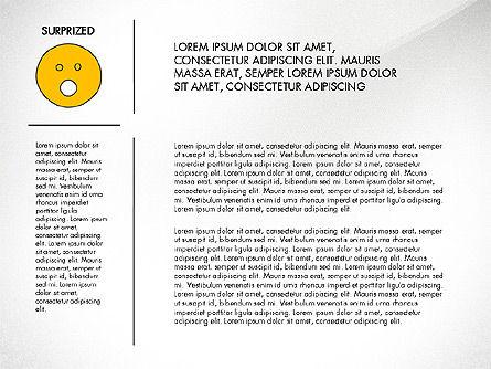 Emotions Presentation Concept, Slide 6, 04048, Presentation Templates — PoweredTemplate.com