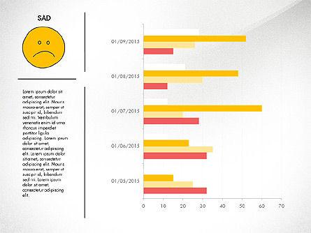 Emotions Presentation Concept, Slide 7, 04048, Presentation Templates — PoweredTemplate.com