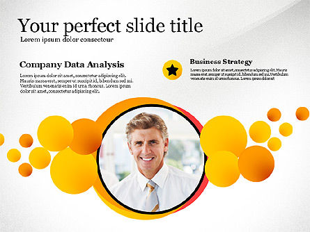 Presentation Templates: Ideation Präsentation Konzept #04049