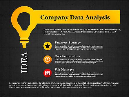 Ideation Presentation Concept Slide 12