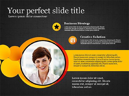 Ideation Presentation Concept Slide 16