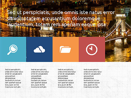 Presentation Templates: Corporate Brochure Presentation Template #04052