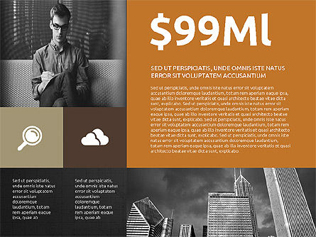 Corporate Brochure Presentation Template Slide 11