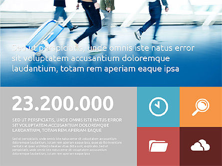 Corporate Brochure Presentation Template Slide 6