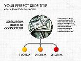 Organizational Charts: Simple Presentation Concept #04053