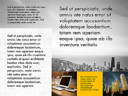 Modern Brochure Presentation Template Slide 15