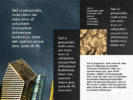 Modern Brochure Presentation Template Slide 2