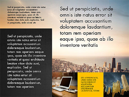 Modern Brochure Presentation Template Slide 7