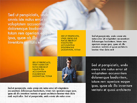 Modern Brochure Presentation Template Slide 8