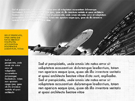 Modern Brochure Presentation Template Slide 9
