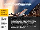 Presentation Templates: Modern Brochure Presentation Template #04056