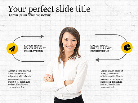 Presentation Templates: Staff Management Presentation Concept #04057